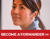 Become a forwarder at HCS
