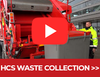 Video about HCS and our services within waste collection